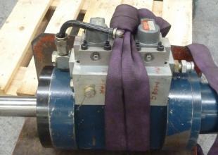 Servo Hydraulic Cylinders