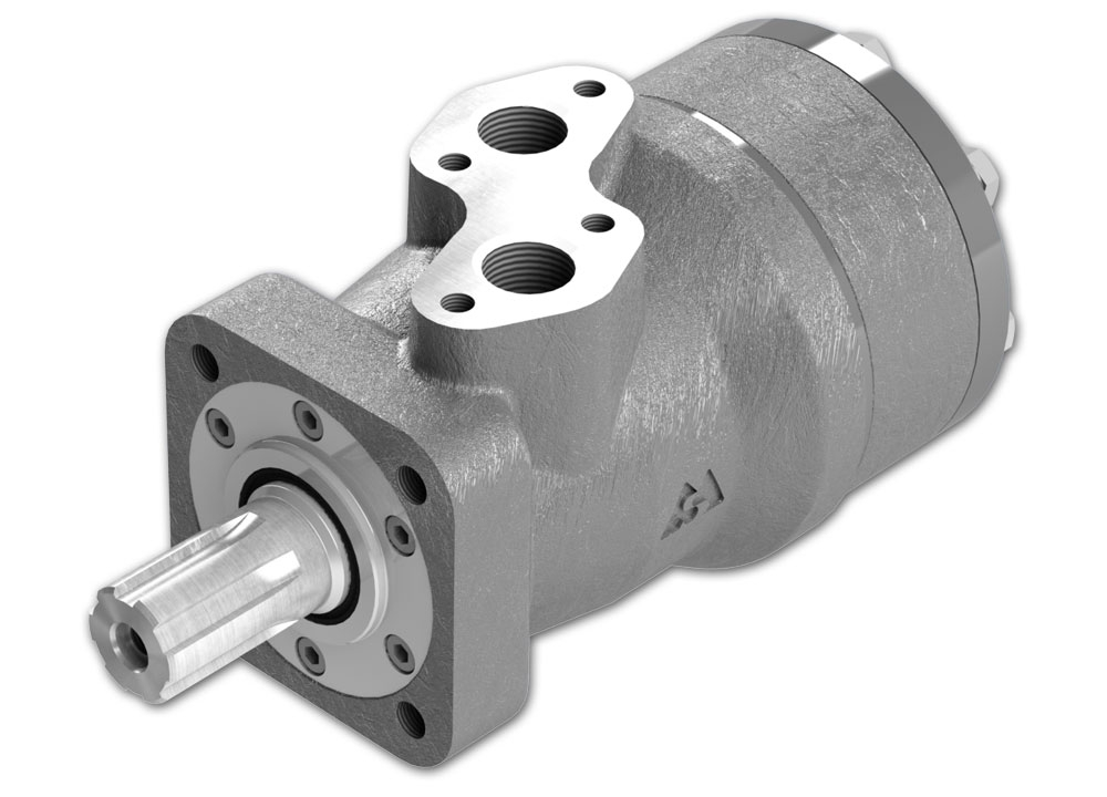 HYDRAULIC MOTORS MM, MP, MR, MH
